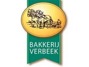 logo bakkerij verbeek