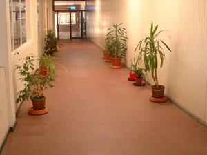 Coatingvloeren voor kantoren