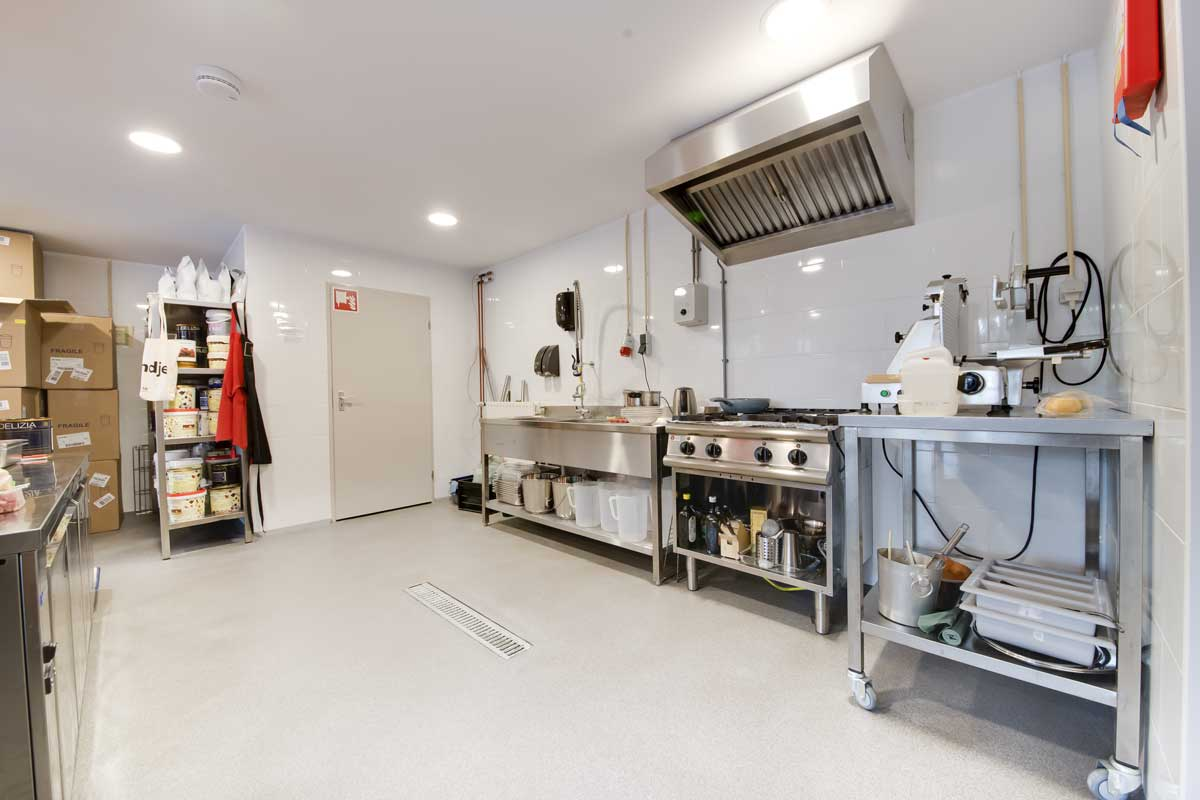 Coatings for the Catering Sector