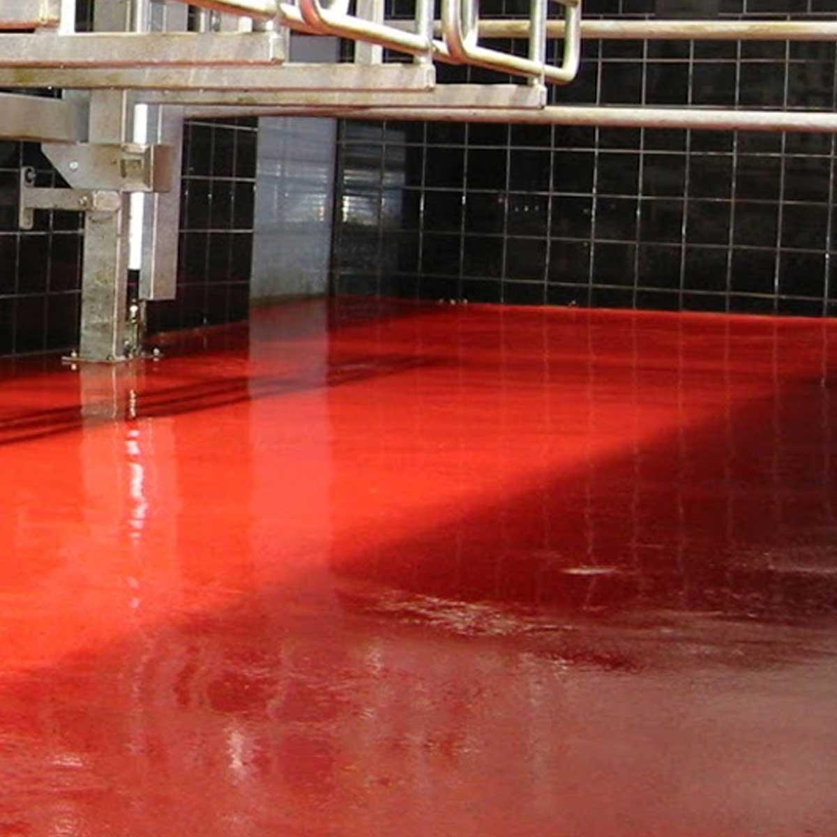 Geitenhouderij coating