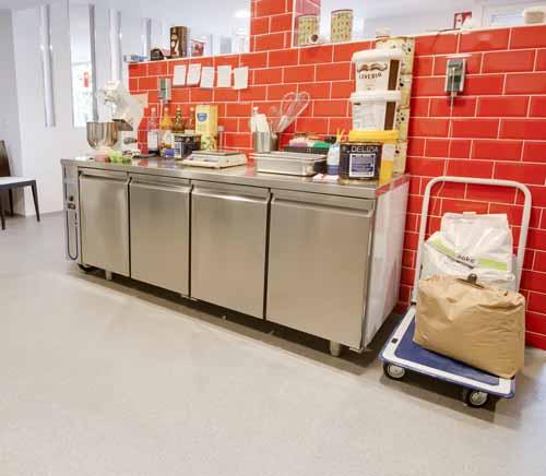 Küchenboden