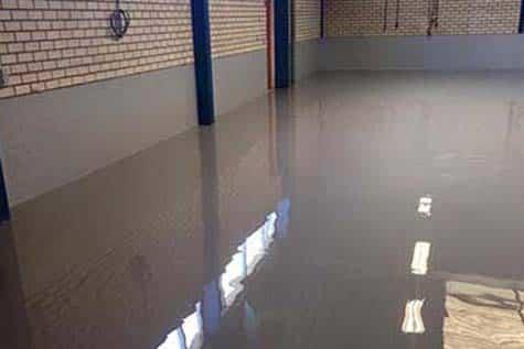 Horeca Floor coatings for the computer room