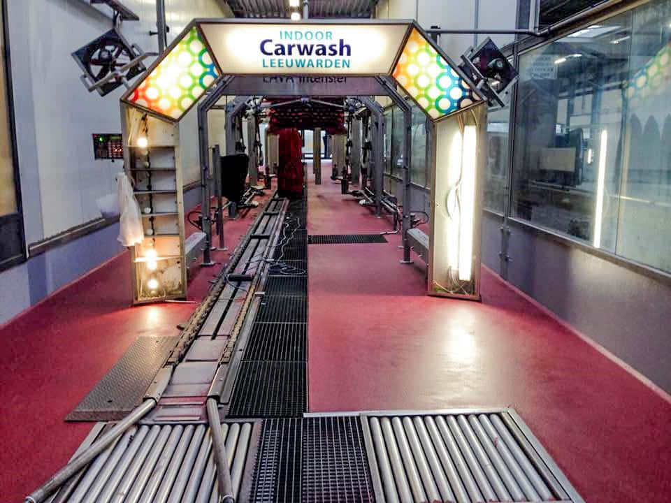 carwash straat coating