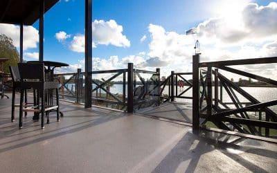 De top 5 voordelen van een coatingvloer in de recreatiesector