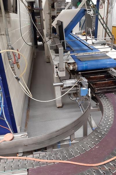 industriele vloer