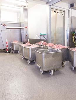 coatings voor vleesverwerking