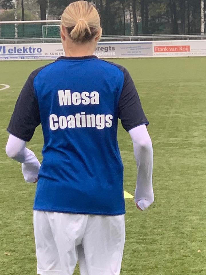 Mesa als sponsor