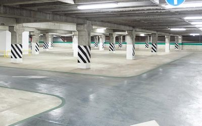 Maak een goede indruk op uw klanten met een verzorgde parkeerplaats