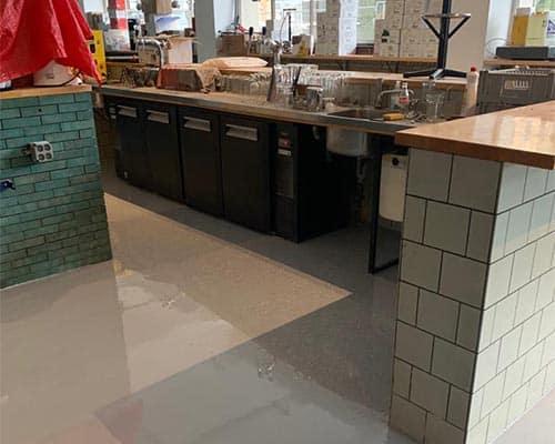 Duurzame vloer in de keuken