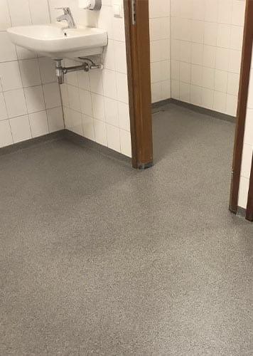 antislipvloer sanitaire ruimtes