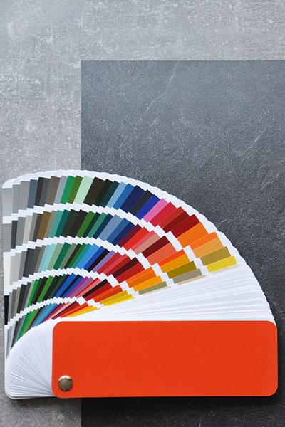 Gietvloer kleuren
